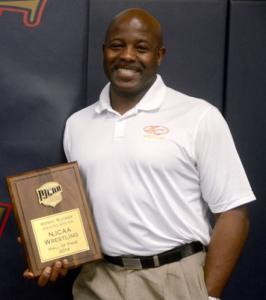 Coach Kenny Rucker
