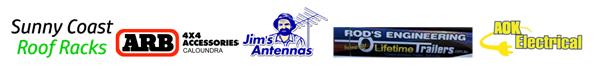 Caloundra City 4wd Club Sponsors