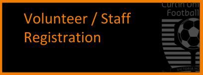 Volunteer and Staff Registration